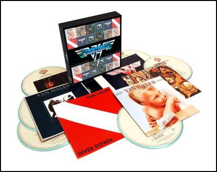 Van Halen box set