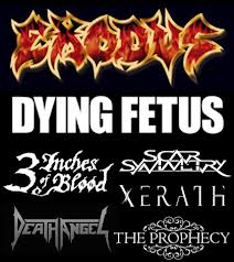 Bloodstock Exodus and more