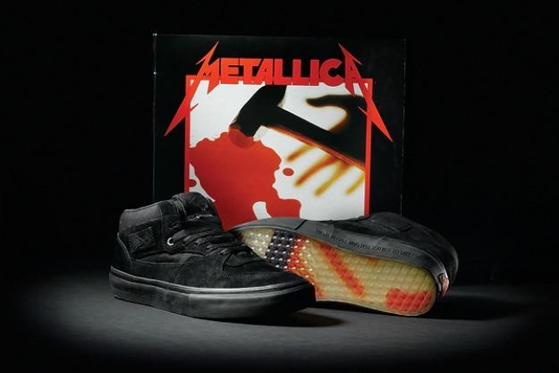 Metallica-Vans