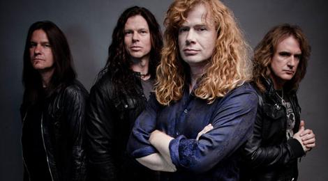 Megadeth 2013