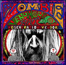Zombie album 2013
