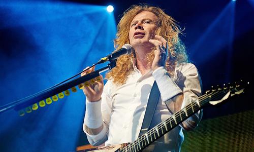 Overdrive.ie,Album Cover deisign, Dave Musitain, Megadeth, Custom Band Artwork, Bespoke design for music