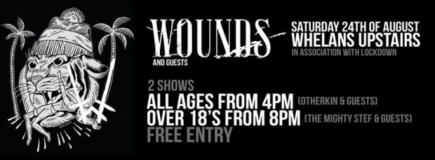 Wounds Whelans Poster