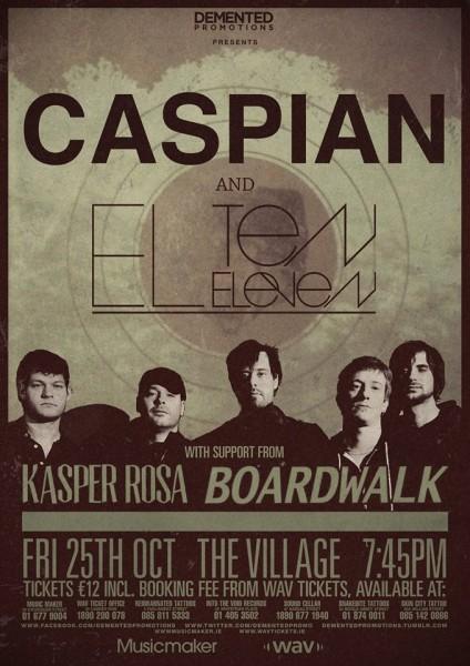 Caspian full poster