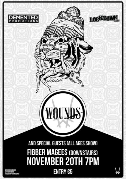 WOUNDS Fibbers