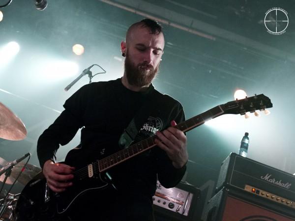 Josh : Sylosis live