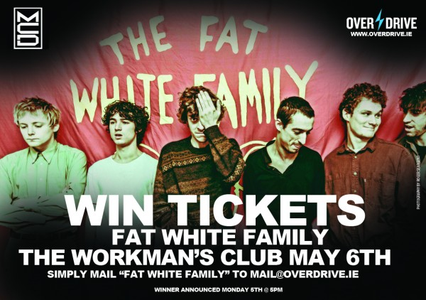 Fat White Family Competition