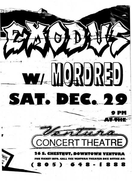 Mordred Flyer
