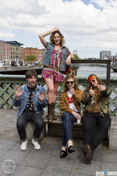 No Sinner Dublin Bridge Shot 2