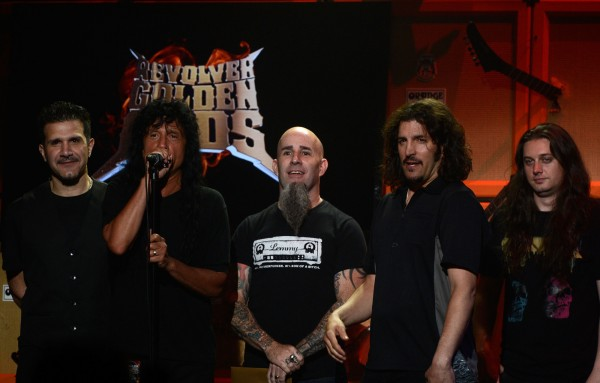 5th Annual Revolver Golden Gods Award Show - Inside