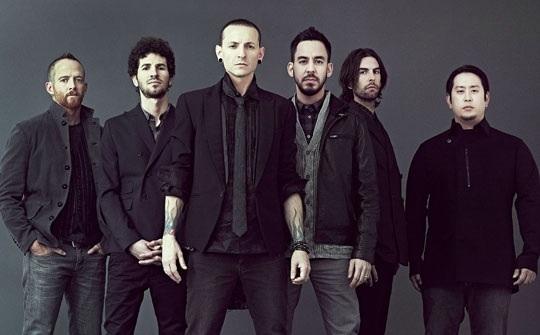 Linkin Park goup shot