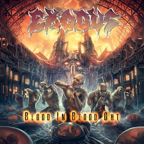 Exodus new album artwork