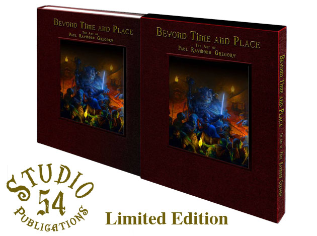 Paul Gregory Book-Limited_Edition