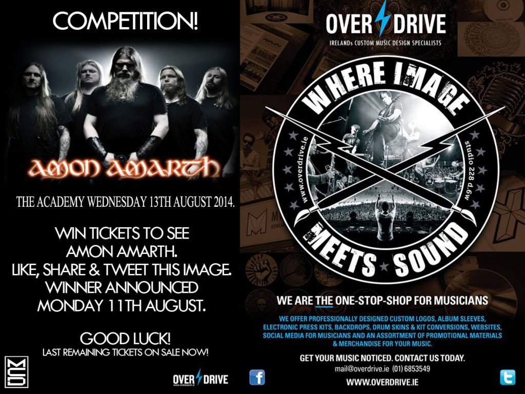 Amon Amarth Comp