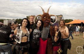 Bloodstock 2014 - Just a normal day in the neighborhood!