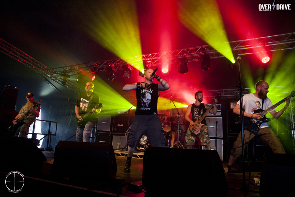 WARCRAB - NEW BLOOD STAGE - BLOODSTOCK 2014