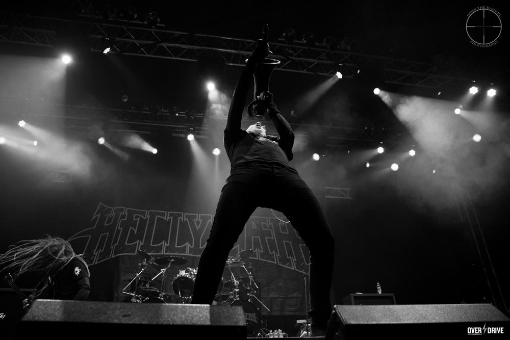 Hellyeah - Bloodstock 2014