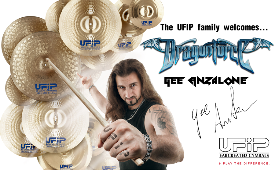 Dragonforce GeeAnzalone-UFIP