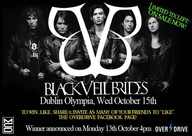 Black Veil Brides Comp