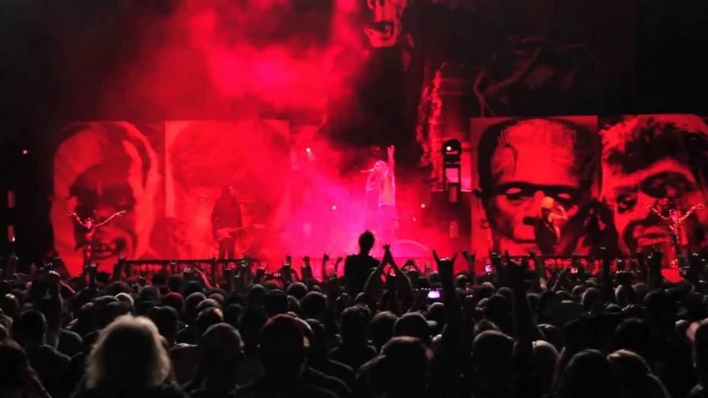 Rob Zombie live 2