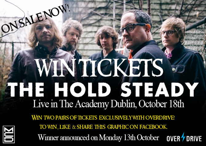 The Hold Steady Comp