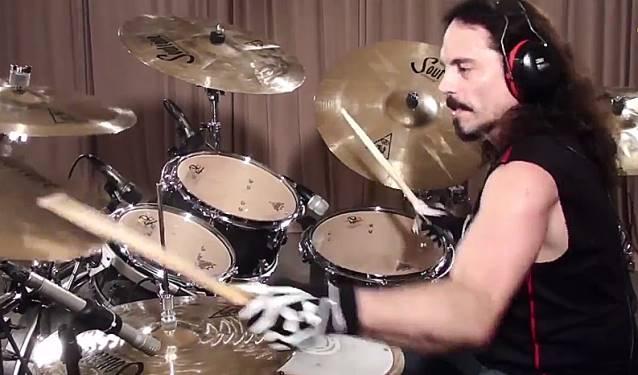 Nick Mezna - Former Megadeth drummer.