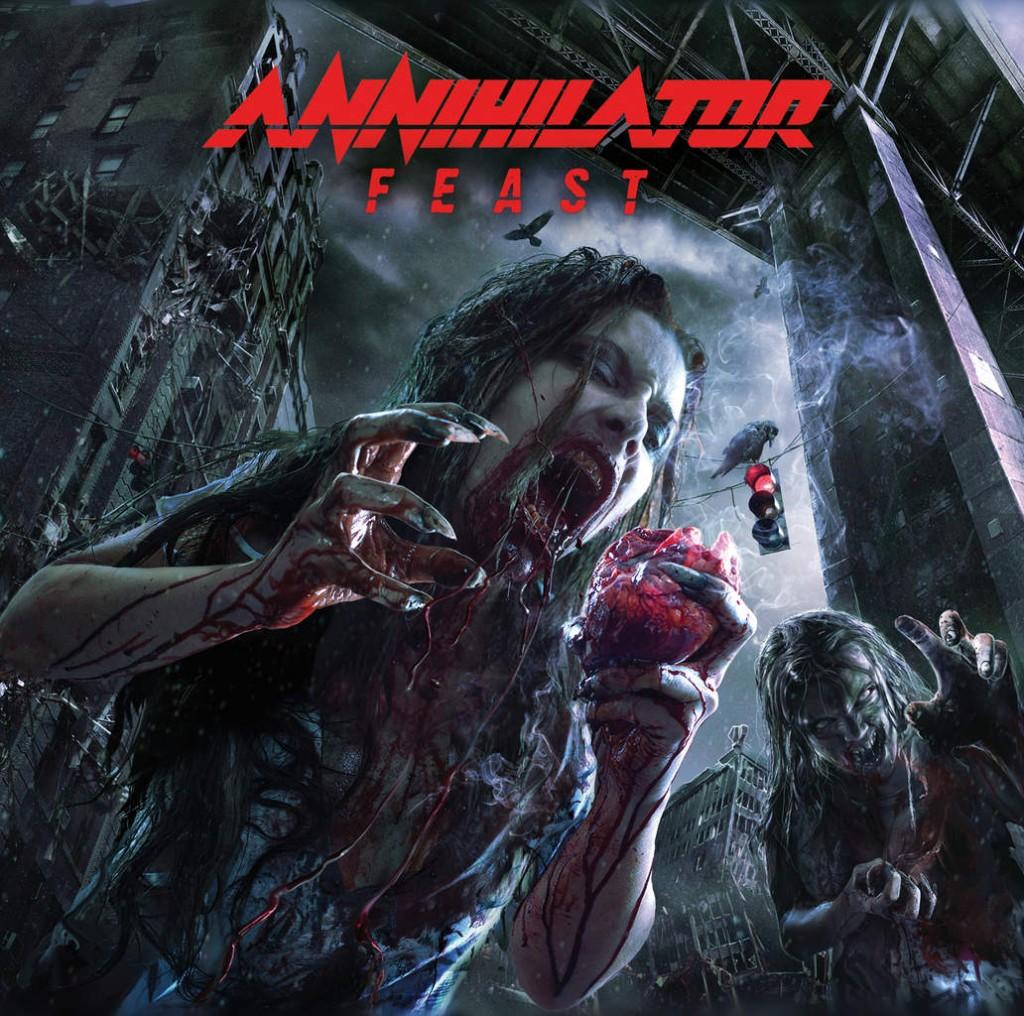 Annihilator - Feast 2013