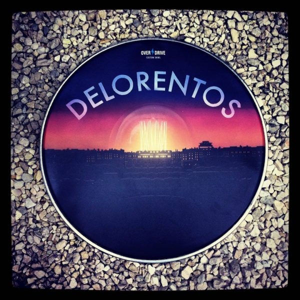 "Delorentos custom 22"" skin by Overdrive."