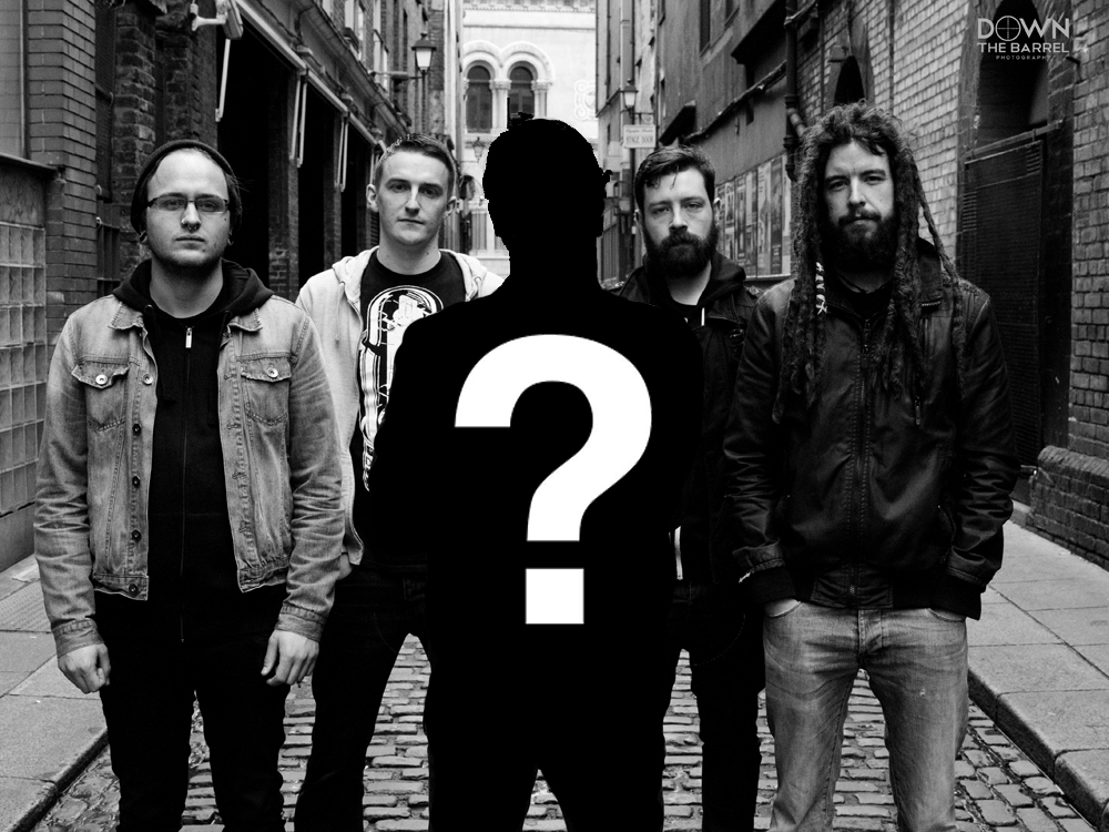 Who is it? The band plan to unveil their new singer over the next few months.
