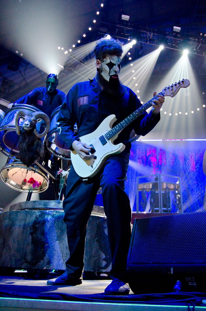 Jim Root - Slipknot. January 14th Dublin