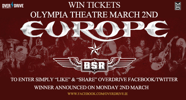 Europe BSR Comp