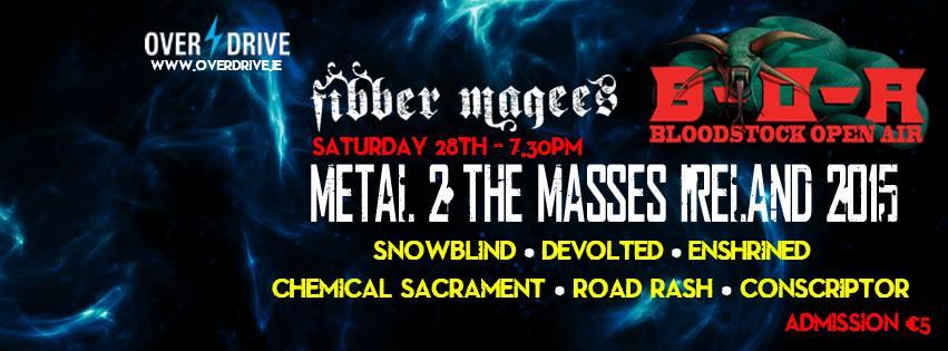 Metal 2 The Masses heat 4