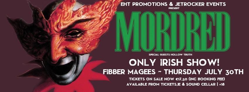 Mordred banner
