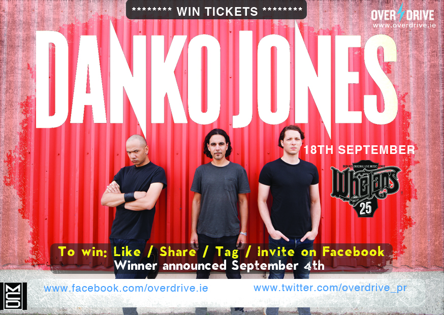 DANKO JONES COMP