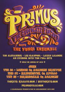Primus tour