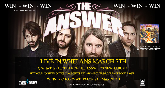 The Answer comp