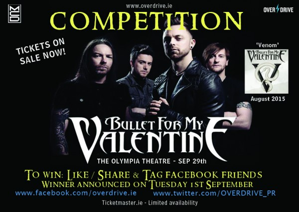 Bullet for My Valentine Comp
