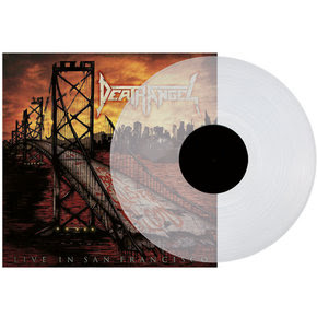 DEATH ANGEL VINYL