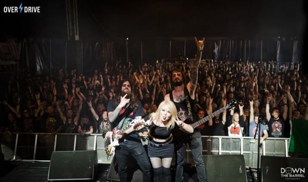 Dead Label2 sophie stage