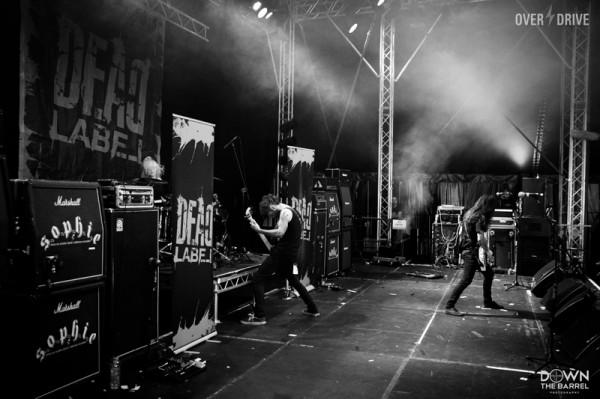 Dead Label6 sophie stage