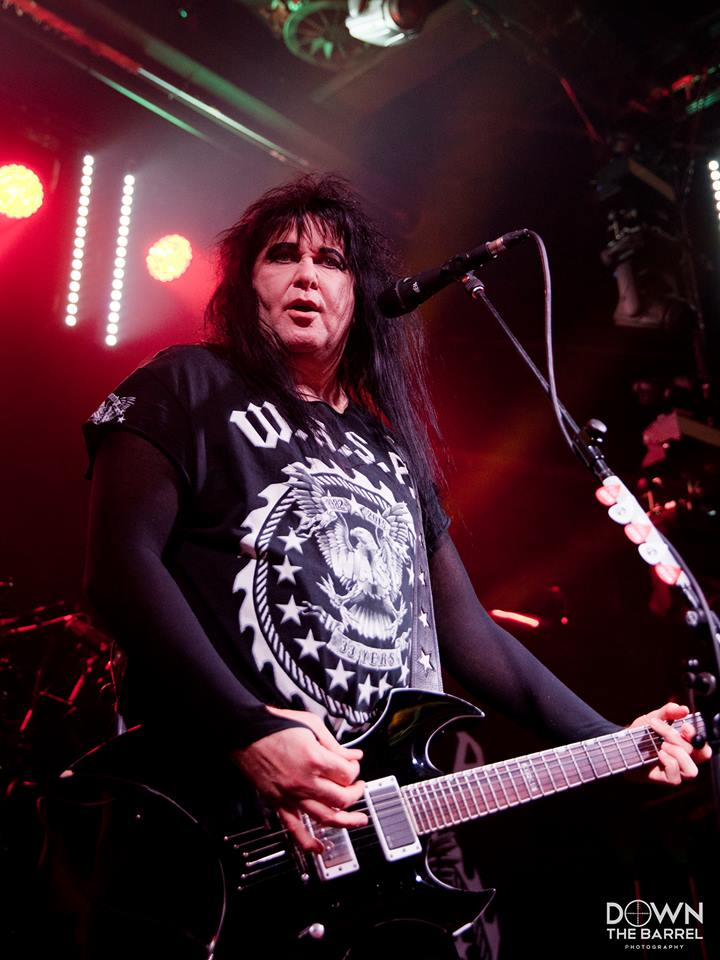 W.A.S.P. Band Backpatch   TShirtSlayer TShirt and