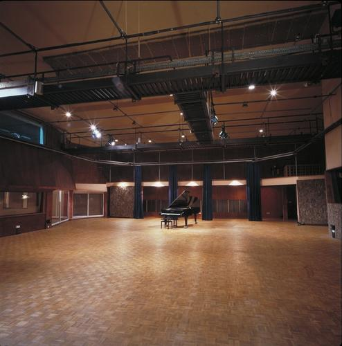iron maiden studio