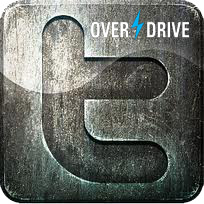 twitter icon OVERDRIVE