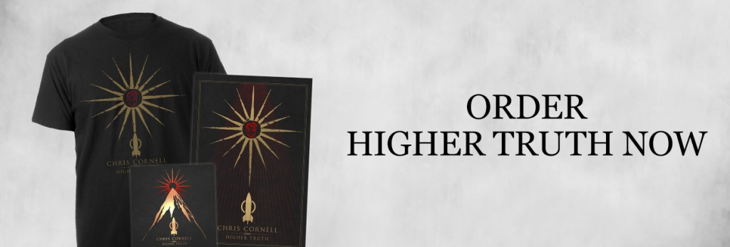 Chris Cornell Higher Truth promo