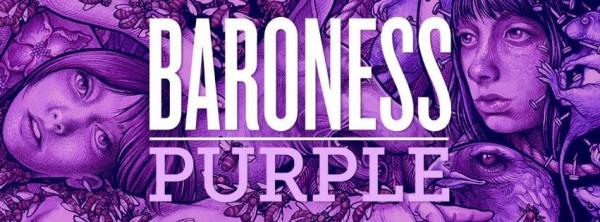 BARONESS PURPLE BANNER