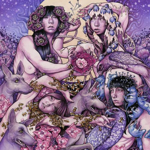 BARREONESS ALBUM COVER
