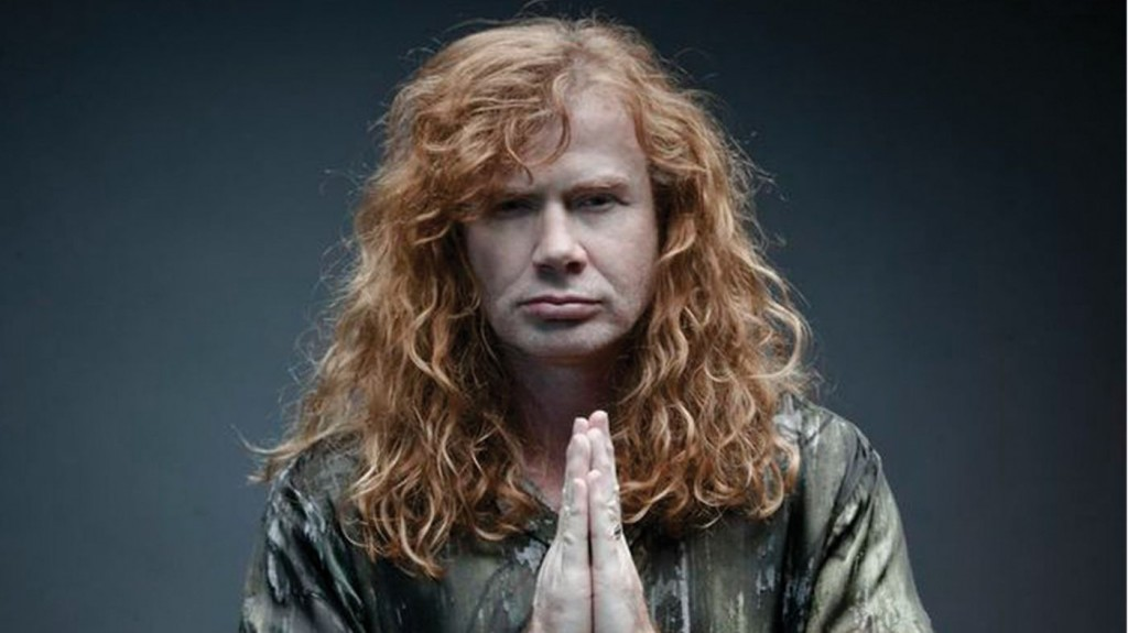 DAVE MUSTAINE 1