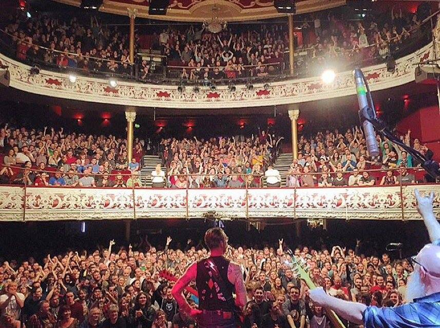 Dublin Olympia Theater