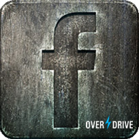 FACEBOOK ICON OVERDRIVE