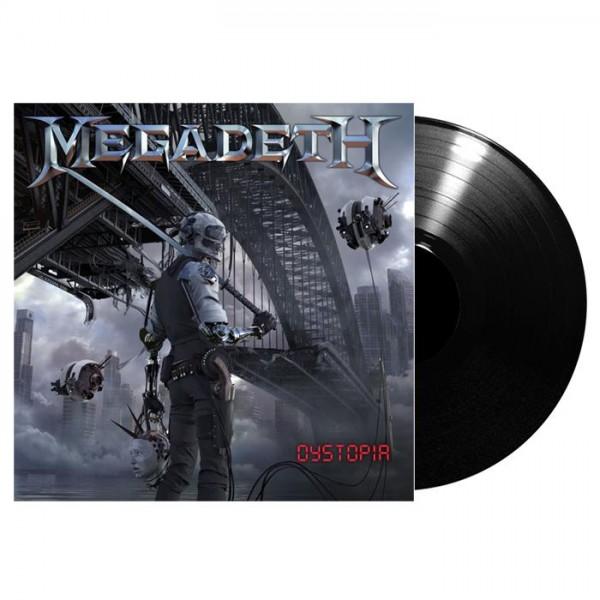 megadeth dystopia vinyl